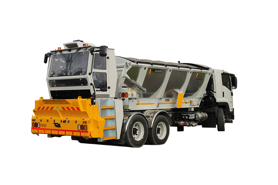 Forward Moving Aggregate Spreaders